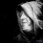 Etstoel 2013 zwart wit portretten