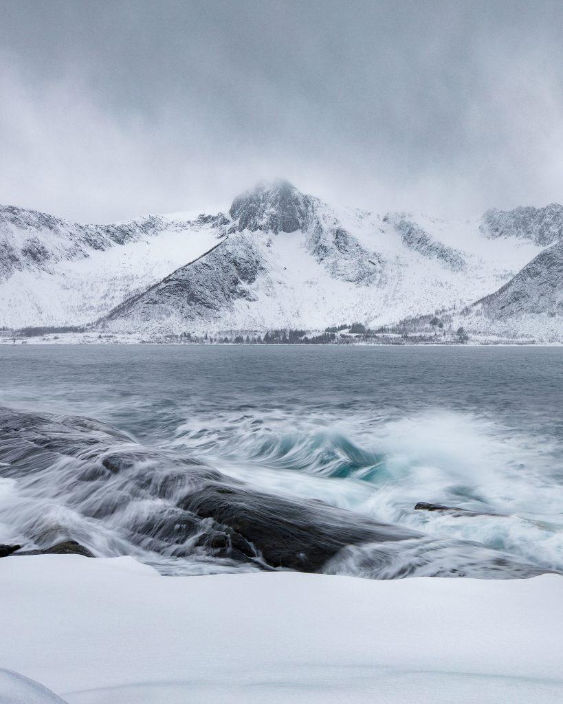 Snowstorm Tungeneset