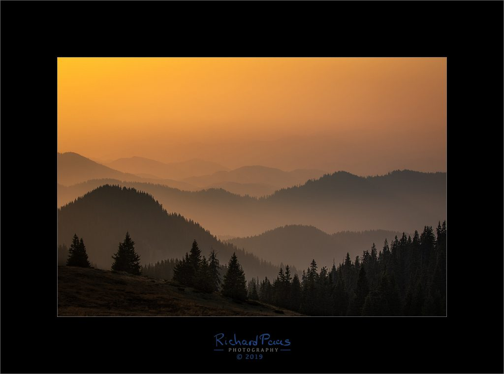 Rolling Mountains - Smolyan - Colors of Autumn