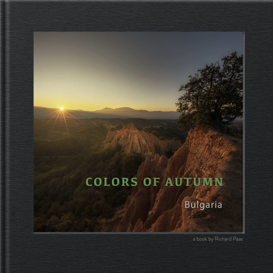 Photo Book Colors of Autumn