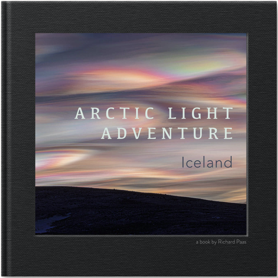 My Milk photo book Arctic Light Adventure  Iceland